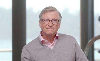 Ni vacaciones, ni descanso tras crear una empresa: Bill Gates