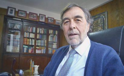 """Jorge Correa Sutil, exministro del TC: """"La Convención ha incurrido en una infracción a la Constitución"""""""