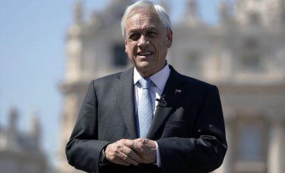 """Piñera dice que constituyentes que votaron contra libertad de enseñanza en Comisión de Reglamento """"debilitan gravemente la familia"""""""