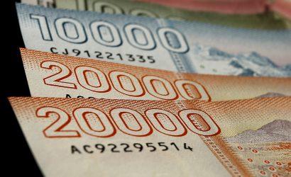 La UF supera este jueves los 30.000 pesos por primera vez en la historia
