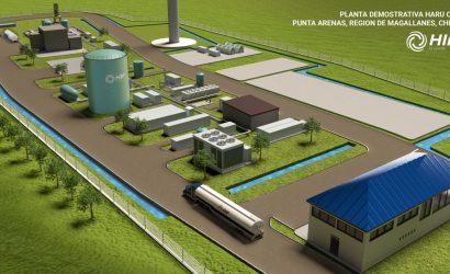 Comenzó construcción de la primera planta de hidrógeno verde en Chile