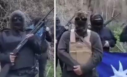 Comuneros mapuche que amenazaron con defensa armada abandonan toma de reserva nacional en Collipulli