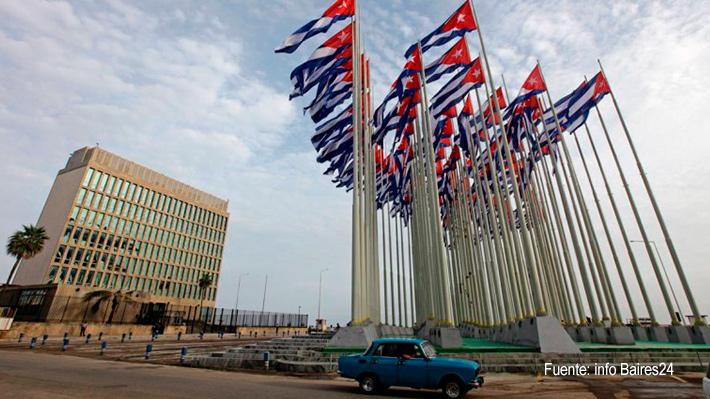 Estados Unidos sopesa cerrar su embajada en Cuba