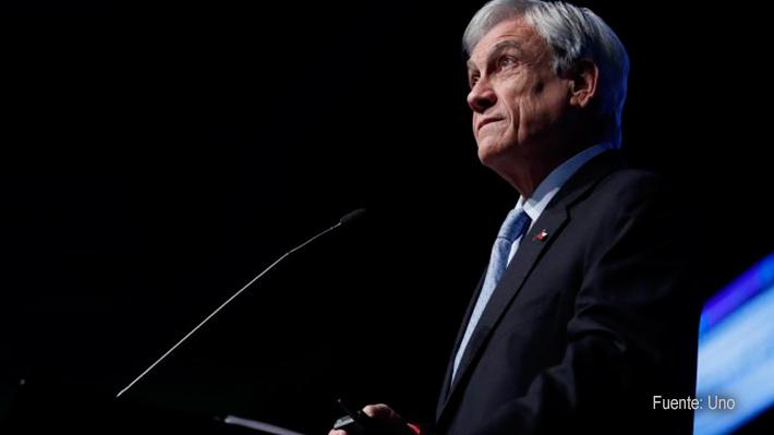 """Piñera respalda a Lagos y asegura que comisión Valech """"no buscó ningún pacto de silencio"""""""