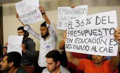Fundación Sol: «Fisco ha recomprado un 52% de CAE por más de $4 billones»