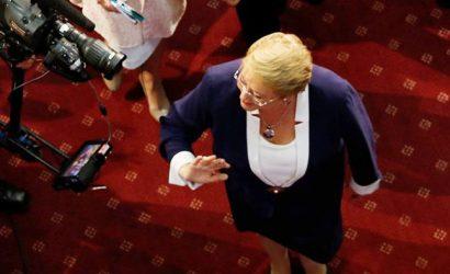 Michelle Bachelet convoca a reunión con sus ex ministros a días de la Cuenta Pública