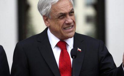 Primer año de gobierno de Sebastián Piñera fue evaluado con un 4,3 según encuesta Cadem