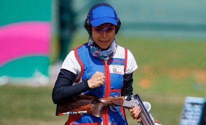 La tiradora skeet Francisca Crovetto se quedó con el Premio Nacional del Deporte 2019
