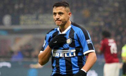 «Brillante, demostró que está en buena forma»: Alexis recibió elogios en empate de Inter
