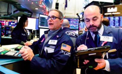 Wall Street cerró su mejor trimestre en más de 20 años