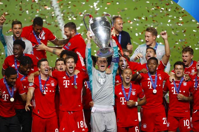 El mejor de Europa: el Bayern Múnich se queda con la Champions