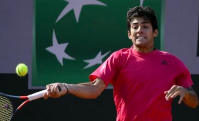 Cristian Garin se instaló por primera vez en su carrera en tercera ronda de Roland Garros