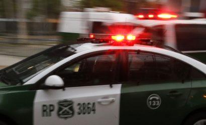 Carabineros denunció ataque de un centenar de personas a comisaría de Concón