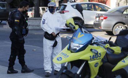 Reportan balacera en intersección de Vitacura con calle Nueva Costanera: Una persona se encuentra herida