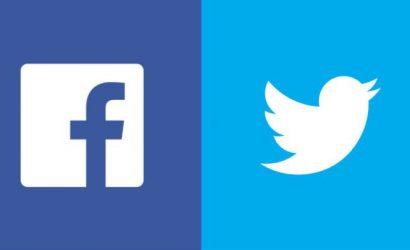 Twitter y Facebook han visto desaparecer $ 51 mil millones de valor de mercado combinado desde que sacaron a Trump de sus plataformas