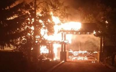 Mujer de comunidad mapuche muere baleada tras incendio e incidentes en condominio de Panguipulli