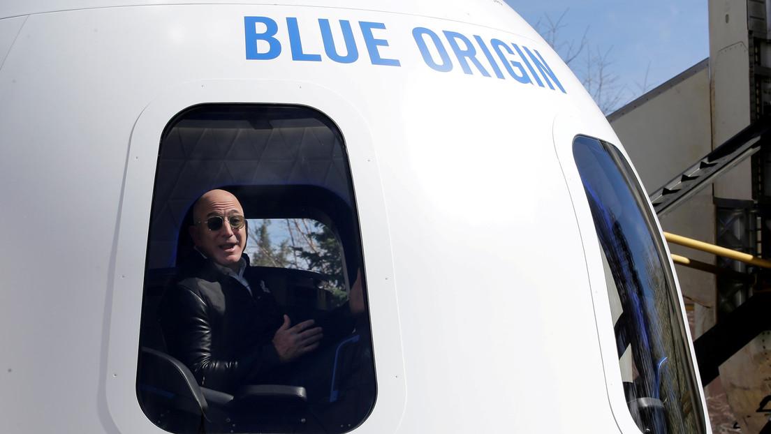 «Es la hora»: Blue Origins anuncia el arranque de las ventas de pasajes para vuelos comerciales al espacio