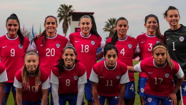 La Roja Femenina selló su clasificación a Tokio 2020 tras ganar el Repechaje