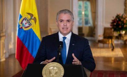 Colombia no descarta estado de conmoción interior ante protestas