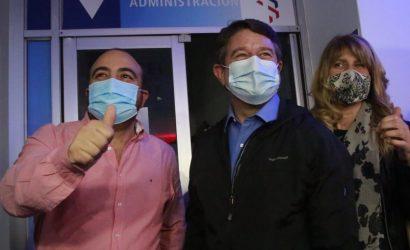 DC se abre a primarias hasta con Unión Patriótica de Eduardo Artés