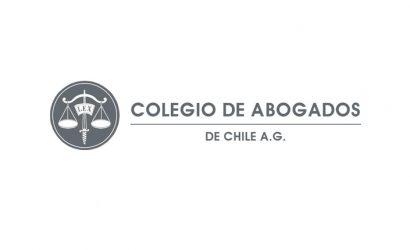 """Colegio de Abogados alerta por """"una paulatina y creciente degradación de nuestra institucionalidad"""""""