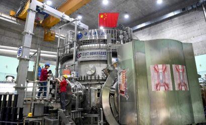 China presume de «sol artificial»: su reactor de fusión nuclear alcanza los 120 millones de grados durante 101 segundos