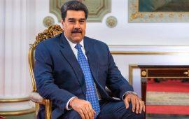 """Nicolás Maduro habla con Bloomberg y dice que ya es hora de un acuerdo con EEUU y que Venezuela será la tierra de las oportunidades: """"Invito a los inversionistas estadounidenses"""""""