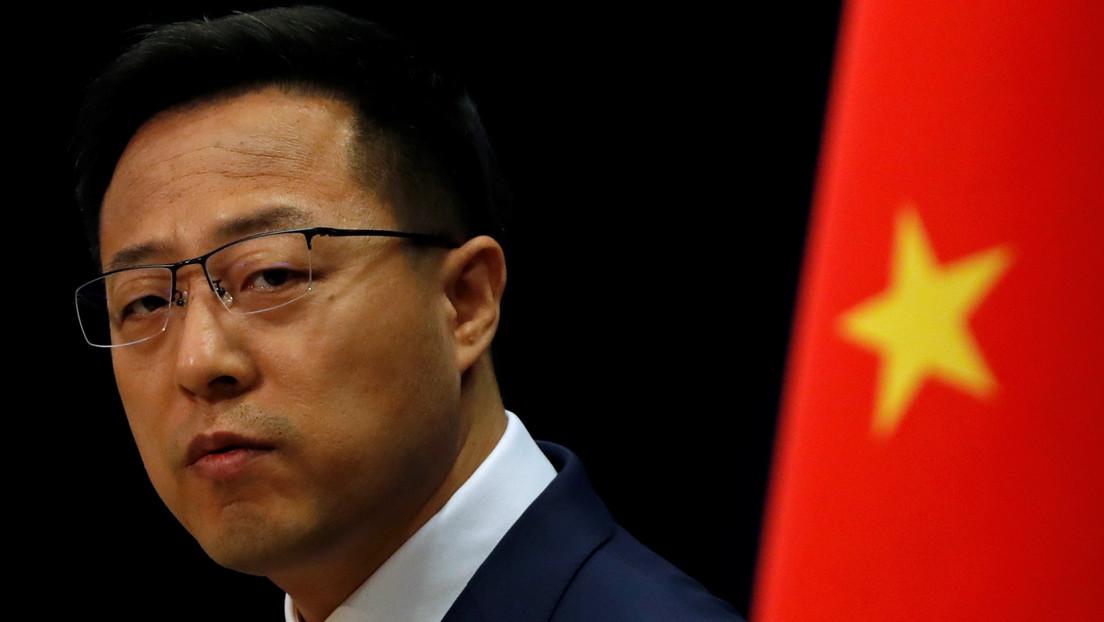 China califica de chantaje las amenazas de EE.UU. de que enfrentará aislamiento internacional si no coopera para esclarecer el origen del coronavirus