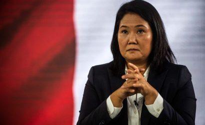 Un juez declara «infundado» el pedido de prisión preventiva contra Keiko Fujimori