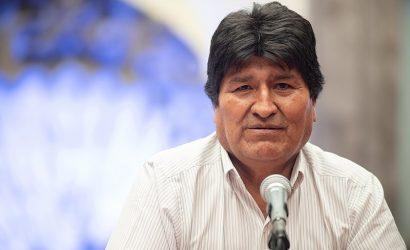 Evo Morales amenaza al Perú con desatar la violencia: María Fernanda Cabal