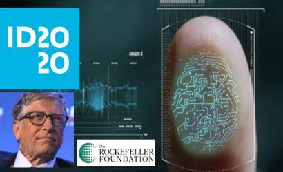 """ID2020: """"Identidad Digital 2020"""", el ambicioso proyecto de Bill Gates junto a la Rockefeller Foundation"""