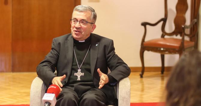 Obispo critica propuesta del PSOE sobre penas de cárcel para providas