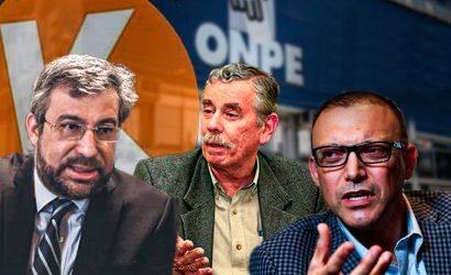 Nexos entre el jefe de la ONPE y Fuerza Popular pone en peligro las elecciones
