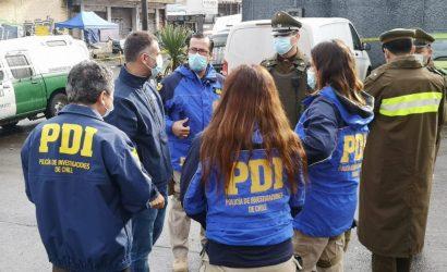 Asesinan a hombre mientras hacia fila para ingresar a servicentro en Temuco