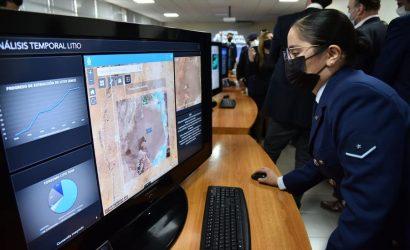 """Chile tendrá su propia """"Nasa"""": el próximo año comenzará a funcionar el Centro Espacial Nacional (CEN) en el que el país fabricará sus propios satélites"""