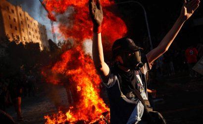 Embajada de Estados Unidos emitió una alerta de seguridad por aniversario del 18-O a sus compatriotas en Chile